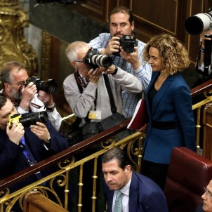 New Spanish Congress returns question on suspending prisoners to the Supreme Court