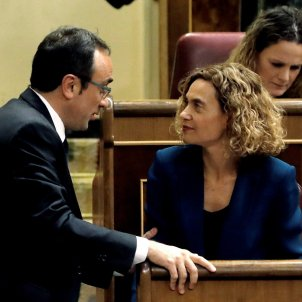 Spanish Congress studying effects of suspending Catalan prisoners