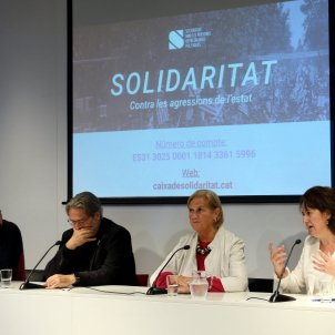 Catalonia solidarity fund appeals for 700,000 euros to avoid property seizures