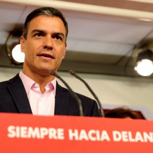 The Madrid of the right sours Pedro Sánchez's election night