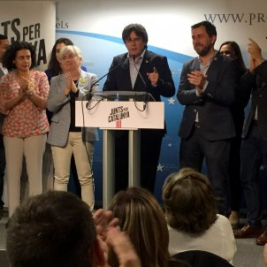 Puigdemont and Maragall lead a pro-independence victory in Catalonia and Barcelona