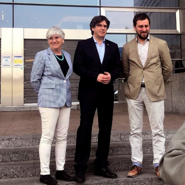 Green light likely for huge Perpinyà event with Puigdemont, Comín and Ponsatí