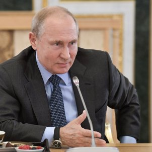 "Putin denies supporting Catalan independence: ""We don't want any European country to founder"""