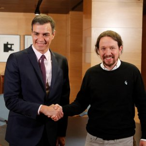 Pablo Iglesias won't block coalition government in Spain next week
