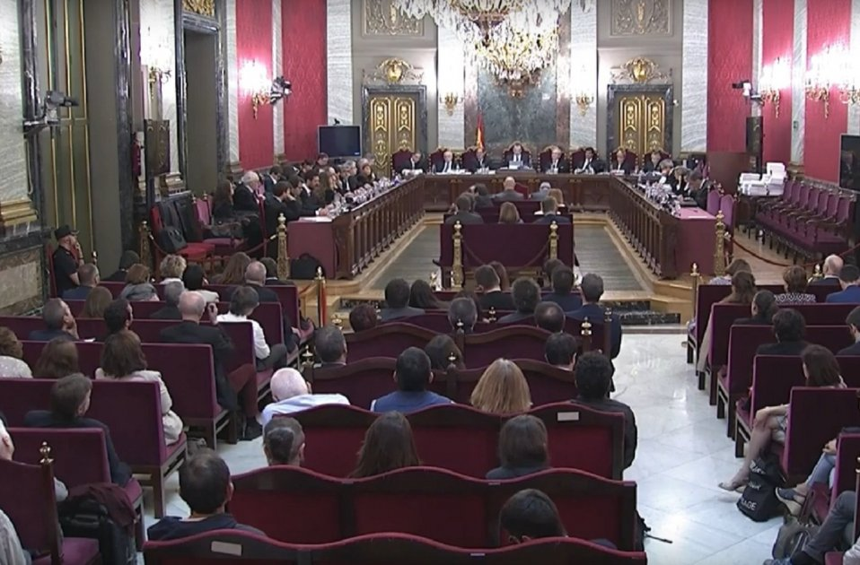 Supreme Court argument: the accused jointly created a strategy to deceive Catalans