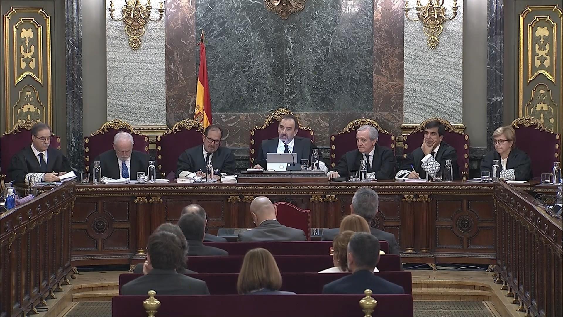 Spain's Supreme Court slates report on Catalan prisoners ...