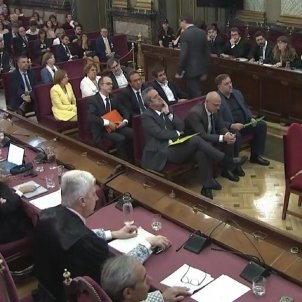 The Catalan independence trial, over until judges decide on their sentences