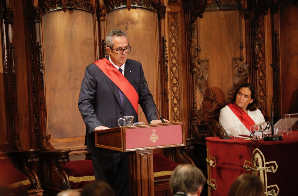 Quim Forn, political prisoner and Barcelona city councillor