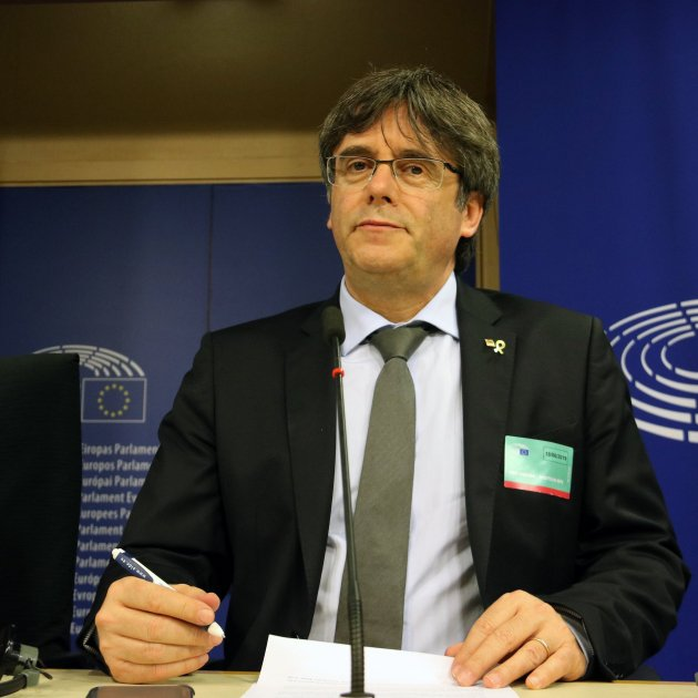 Puigdemont to attend opening of European Parliament