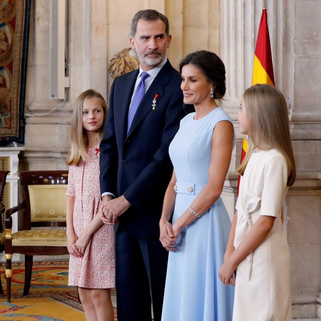 "Felipe VI boasts of Spanish crown's ""neutrality"""