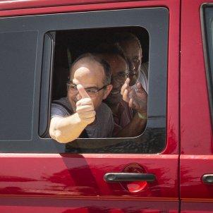 The political prisoners are back in Catalonia