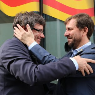 EU Court of Justice declares Puigdemont's claim for precautionary measures against Tajani admissible