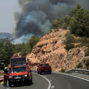 Catalonia facing one its worst wildfires in 20 years