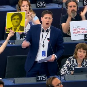 "EU Parliament told: ""The credibility of this house is at stake"" on Catalan MEPs issue"