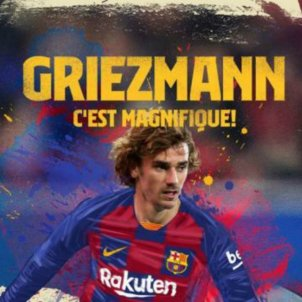 A new star to shine on Camp Nou as Griezmann finally arrives at Barça