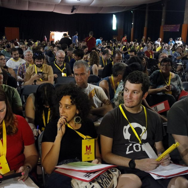 The CUP dissects itself: left-wing Catalan independence party re-tunes strategy