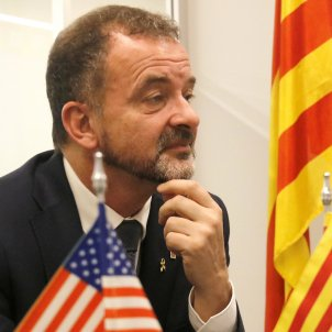 Catalan Minister of Foreign Affairs defends the referendum in an article in the Washington Post