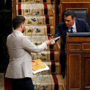"Rufián tells PSOE and Podemos ""we'll all regret"" failed investiture"