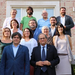 "With new repression, Catalan exiles propose ""democratically overflowing the state"""