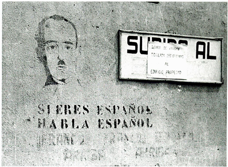 """If you're Spanish, speak Spanish"": how Castilian became Spain's dominant language"