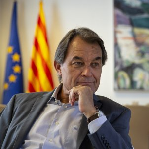 "Former Catalan president Mas: ""The project is alive, the voters are there"""