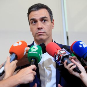"Sánchez opens up to negotiate the investiture with ""Catalan nationalist forces"""