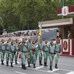Scandal in the Spanish Legion: eight soldiers accused of covering up a homicide
