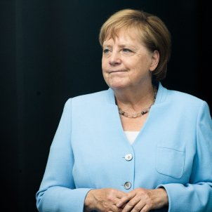 "Merkel, worried: ""What's happening in Catalonia?"""