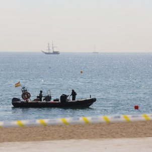 Barcelona beach closed over unexploded Civil War bomb