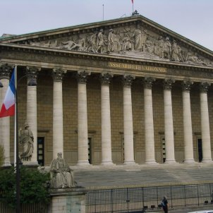 Fifty-two French deputies protest the situation of the Catalan political prisoners