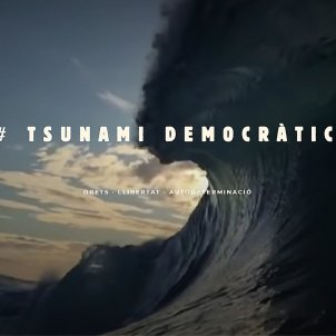 """Democratic Tsunami"" to promote non-violent civil disobedience in response to independence trial"