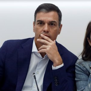 Sánchez's proposals to become prime minister: no Catalan referendum