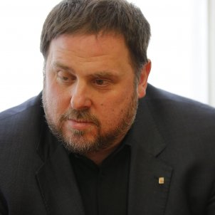 "Junqueras: ""We'll see how those complicit in this injustice can hold eye contact"""