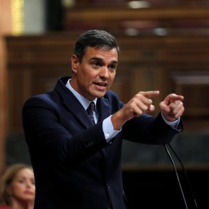 "Pedro Sánchez says response to Catalan sentences ""imminent threat"" for Spain"