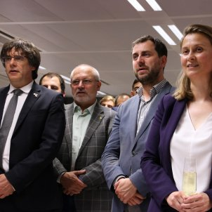 Catalan exile body presents new plan for mediated negotiation with Spain