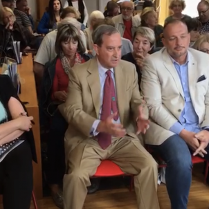 Video: Spanish ambassador's protest at Catalan poetry event in Croatia