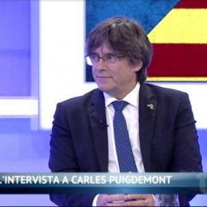 Puigdemont, interviewed by Swiss, Italian and Russian media: dialogue but unilateralism