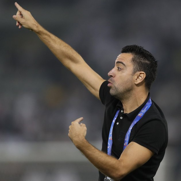 Xavi reveals why he said no to being Barça's new manager