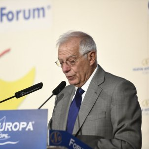 Josep Borrell attacks the EU prior to becoming the head of European diplomacy
