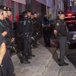 Pro-independence parties propose Spain's Civil Guard withdraw from Catalonia