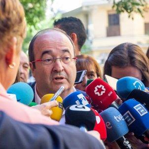"""Iceta responds to Junqueras: """"I won't visit him in prison"""""""