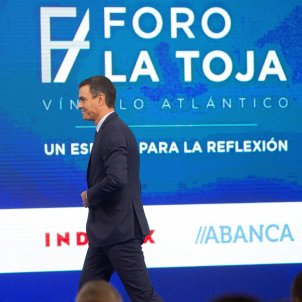 "Pedro Sánchez labels the Catalan independence movement as ""a failure"""