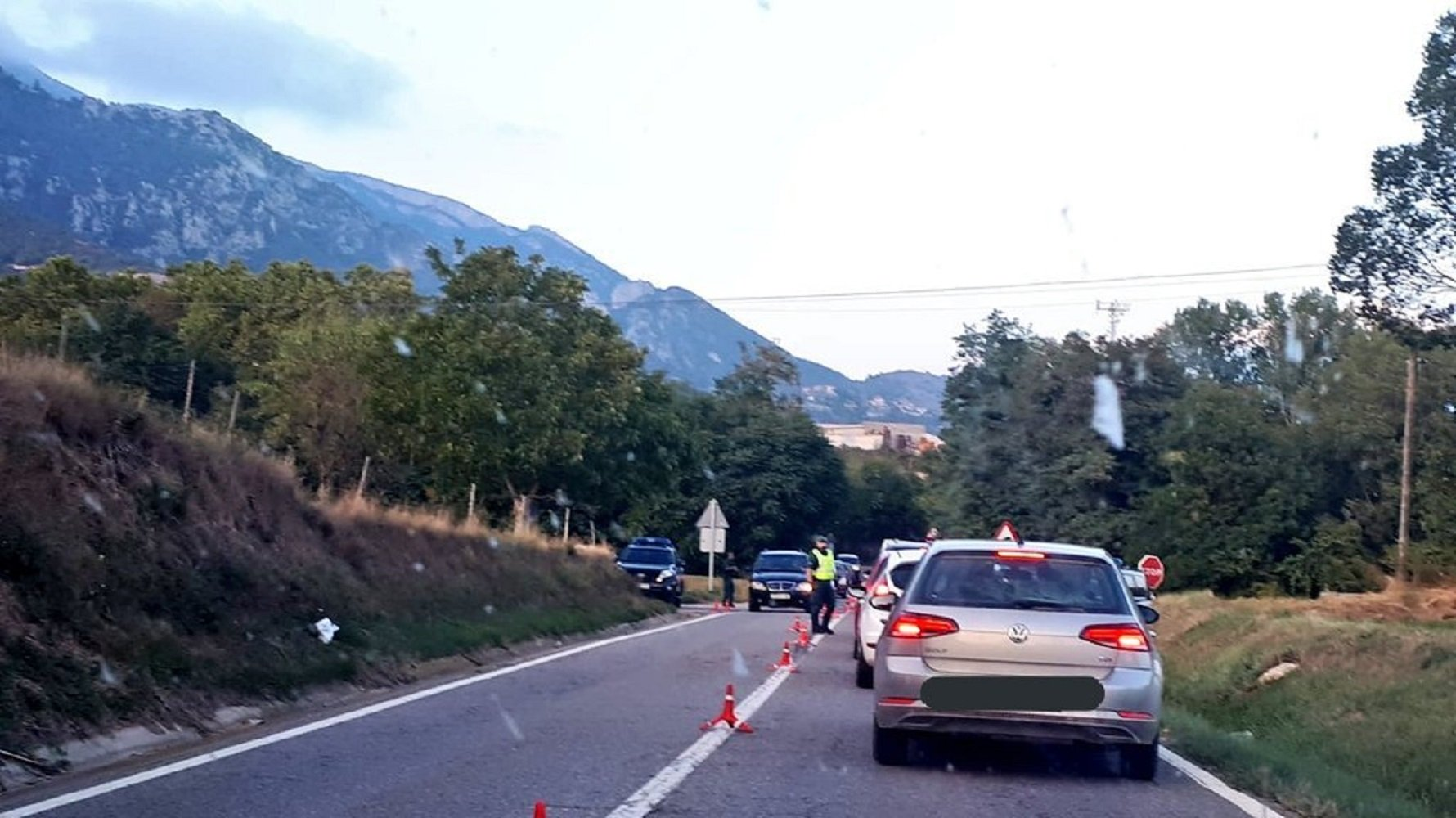 "Civil Guard question at Catalan traffic check: ""Are you independence supporters?"" - In English"