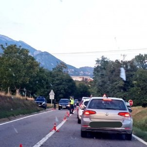 "Civil Guard question at Catalan traffic check: ""Are you independence supporters?"""