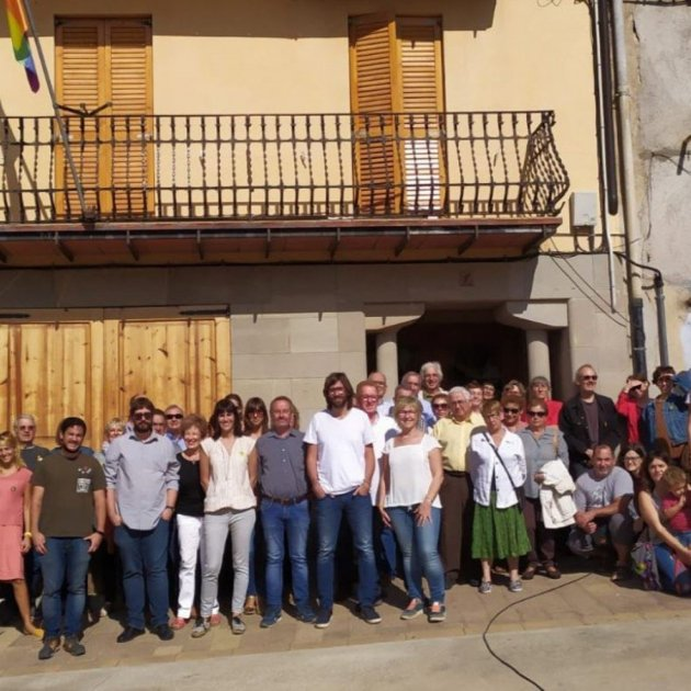 Vilada, sixteenth Catalan town to create a Local Council for the Republic