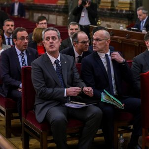 Survey: Do you think the Catalan trial sentences are disproportionate?