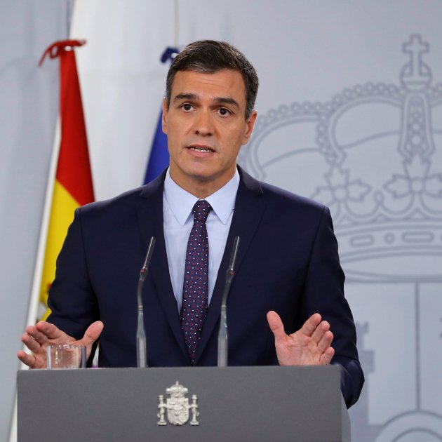 "Spanish government on Catalonia: ""We're not faced with a peaceful movement"""