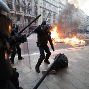 "Council of Europe calls for police ""abuses"" in Catalan protests to be punished"