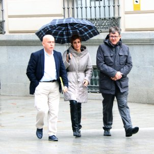 Puigdemont's lawyer Boye let go without bail measures