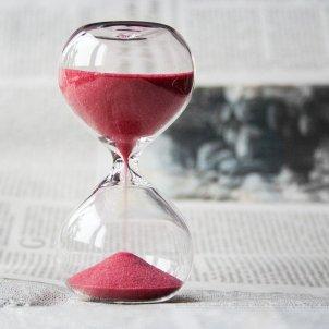 On time | Test d'anglès B1